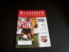 Brentford v Oldham Athletic, 1997/98